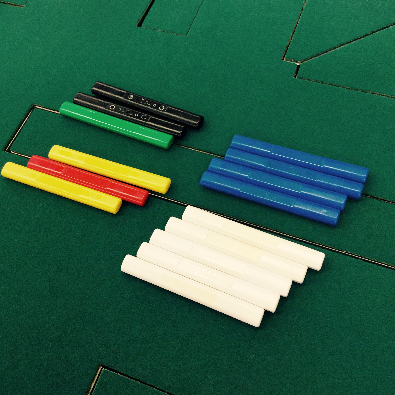 フリー麻雀で初心者から脱するポイント 点棒編 ちょんぼすれすれ